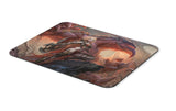 Mouse pad  Game Dragon Eternity 03- 21.5 X 27 X 0.3cm