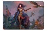 Mouse pad  Game Dragon Eternity 09- 21.5 X 27 X 0.3cm