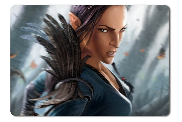 Mouse pad  Game Drakensang The River Of Time 01- 21.5 X 27 X 0.3cm