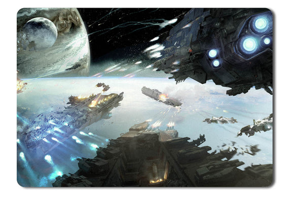 Mouse pad  Game Dreadnought 02- 21.5 X 27 X 0.3cm