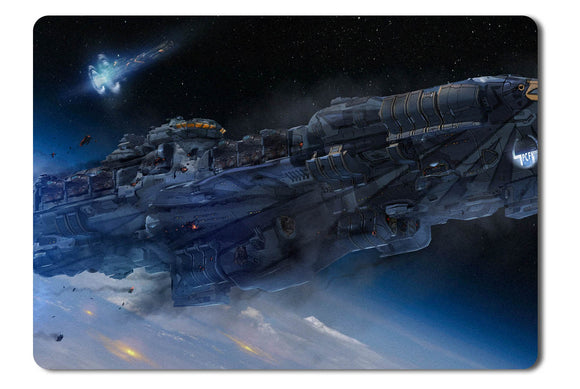 Mouse pad  Game Dreadnought 08- 21.5 X 27 X 0.3cm