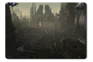 Mouse pad  Game Dreadnought 10- 21.5 X 27 X 0.3cm