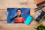 Mouse pad  Game Dreamfall Chapters 02- 21.5 X 27 X 0.3cm