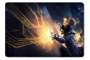 Mouse pad  Game Endless Space Echoes Of The Endless 02- 21.5 X 27 X 0.3cm