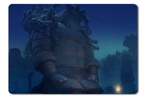 Mouse pad  Game Ether Saga Online 01- 21.5 X 27 X 0.3cm