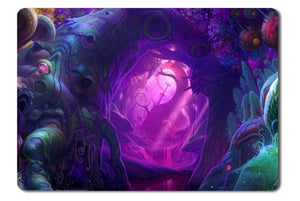 Mouse pad  Game Ether Saga Online 04- 21.5 X 27 X 0.3cm