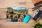 Mouse pad  Game Far Cry 5 01- 21.5 X 27 X 0.3cm