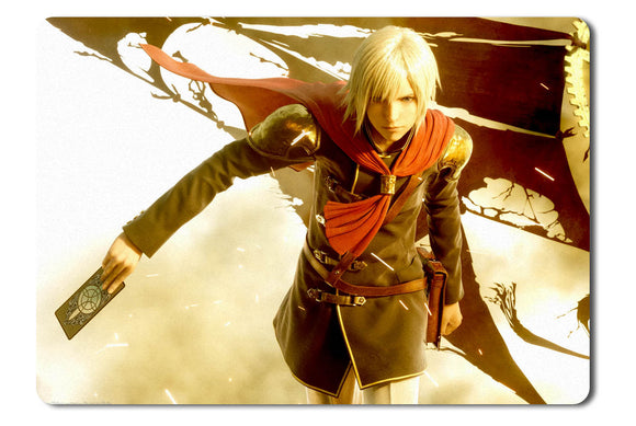 Mouse pad  Game Final Fantasy Type 0 01- 21.5 X 27 X 0.3cm