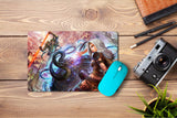 Mouse pad  Game Forsaken World Storms Of War 01- 21.5 X 27 X 0.3cm