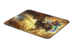 Mouse pad  Game Forsaken World Storms Of War 02- 21.5 X 27 X 0.3cm