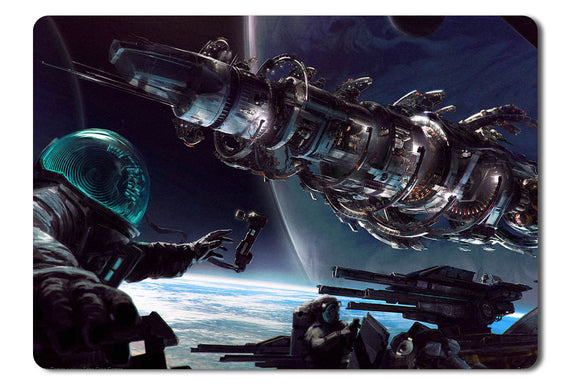 Mouse pad  Game Fractured Space 01- 21.5 X 27 X 0.3cm