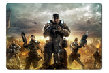 Mouse pad  Game Gears Of War 3 01- 21.5 X 27 X 0.3cm