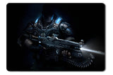 Mouse pad  Game Gears Of War 4 01- 21.5 X 27 X 0.3cm