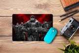 Mouse pad  Game Gears Of War Ultimate Edition 01- 21.5 X 27 X 0.3cm