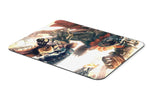 Mouse pad  Game God Eater 01- 21.5 X 27 X 0.3cm