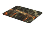 Mouse pad  Game God Of War 2017 06- 21.5 X 27 X 0.3cm