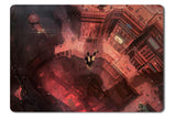 Mouse pad  Game Gravity Rush Remastered 01- 21.5 X 27 X 0.3cm