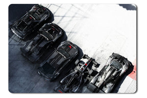 Mouse pad  Game Grid Autosport 01- 21.5 X 27 X 0.3cm