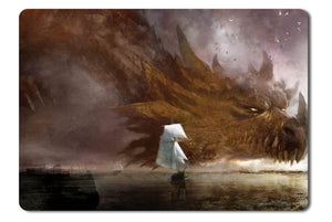 Mouse pad  Game Guild Wars 2 26- 21.5 X 27 X 0.3cm