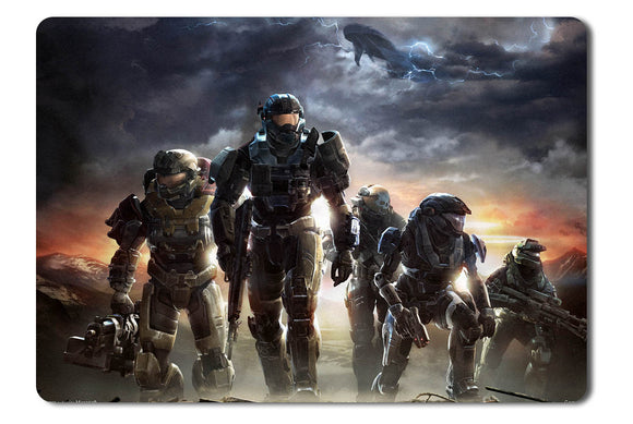 Mouse pad  Game Halo Reach 01- 21.5 X 27 X 0.3cm
