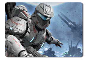Mouse pad  Game Halo Spartan Assault 01- 21.5 X 27 X 0.3cm