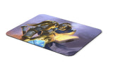 Mouse pad  Game Hearthstone Heroes Of Warcraft 01- 21.5 X 27 X 0.3cm