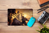 Mouse pad  Game Hellbreed 02- 21.5 X 27 X 0.3cm