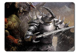 Mouse pad  Game Hellbreed 03- 21.5 X 27 X 0.3cm