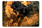 Mouse pad  Game Hellraid 01- 21.5 X 27 X 0.3cm