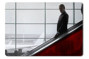 Mouse pad  Game Hitman 01- 21.5 X 27 X 0.3cm