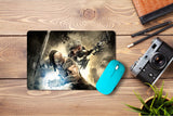 Mouse pad  Game Hunted The Demons Forge 02- 21.5 X 27 X 0.3cm