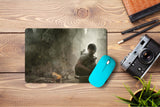 Mouse pad  Game I Am Alive 04- 21.5 X 27 X 0.3cm