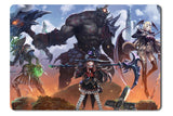 Mouse pad  Game Inferno Legends 01- 21.5 X 27 X 0.3cm