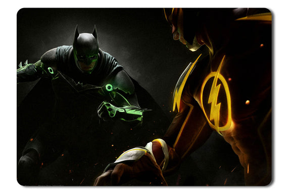 Mouse pad  Game Injustice 2 01- 21.5 X 27 X 0.3cm