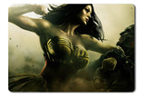 Mouse pad  Game Injustice Gods Among Us 06- 21.5 X 27 X 0.3cm