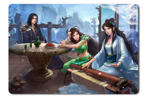 Mouse pad  Game Jade Dynasty 03- 21.5 X 27 X 0.3cm