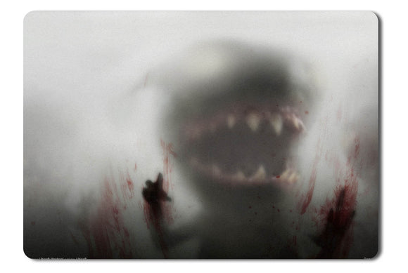 Mouse pad  Game Killer Freaks From Outer Space 01- 21.5 X 27 X 0.3cm