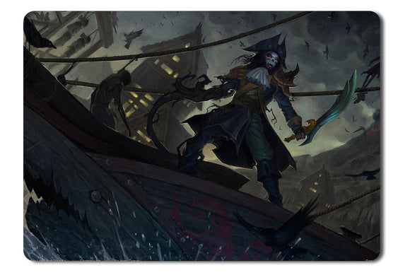 Mouse pad  Game Kingdoms Of Amalur Reckoning   The Legend Of Dead Kel 01- 21.5 X 27 X 0.3cm