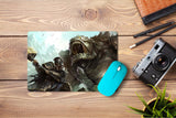 Mouse pad  Game Kingdoms Of Amalur Reckoning 02- 21.5 X 27 X 0.3cm