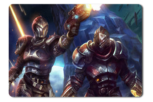 Mouse pad  Game Kingdoms Of Amalur Reckoning 04- 21.5 X 27 X 0.3cm
