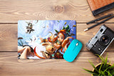 Mouse pad  Game Kung Foo 01- 21.5 X 27 X 0.3cm