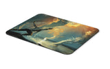 Mouse pad  Game Legends Of Norrath Vengeful Gods 02- 21.5 X 27 X 0.3cm