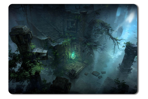 Mouse pad  Game Lost Ark 01- 21.5 X 27 X 0.3cm