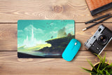Mouse pad  Game Lost Sphear 01- 21.5 X 27 X 0.3cm