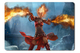 Mouse pad  Game Magic 2014 Duels Of The Planeswalkers 01- 21.5 X 27 X 0.3cm