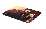 Mouse pad  Game Metal Assault 01- 21.5 X 27 X 0.3cm