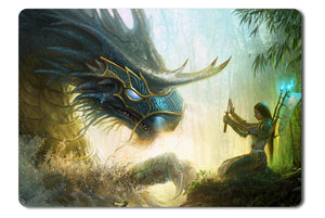 Mouse pad  Game Might And Magic Heroes 6 06- 21.5 X 27 X 0.3cm