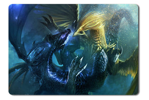 Mouse pad  Game Might And Magic Heroes 6 08- 21.5 X 27 X 0.3cm