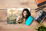 Mouse pad  Game Might And Magic Heroes 7 01- 21.5 X 27 X 0.3cm