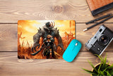 Mouse pad  Game Might And Magic Heroes 7 03- 21.5 X 27 X 0.3cm